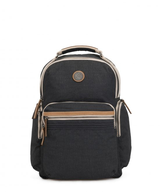 Kipling-Osho-Laptop-Backpack-Casual-Grey