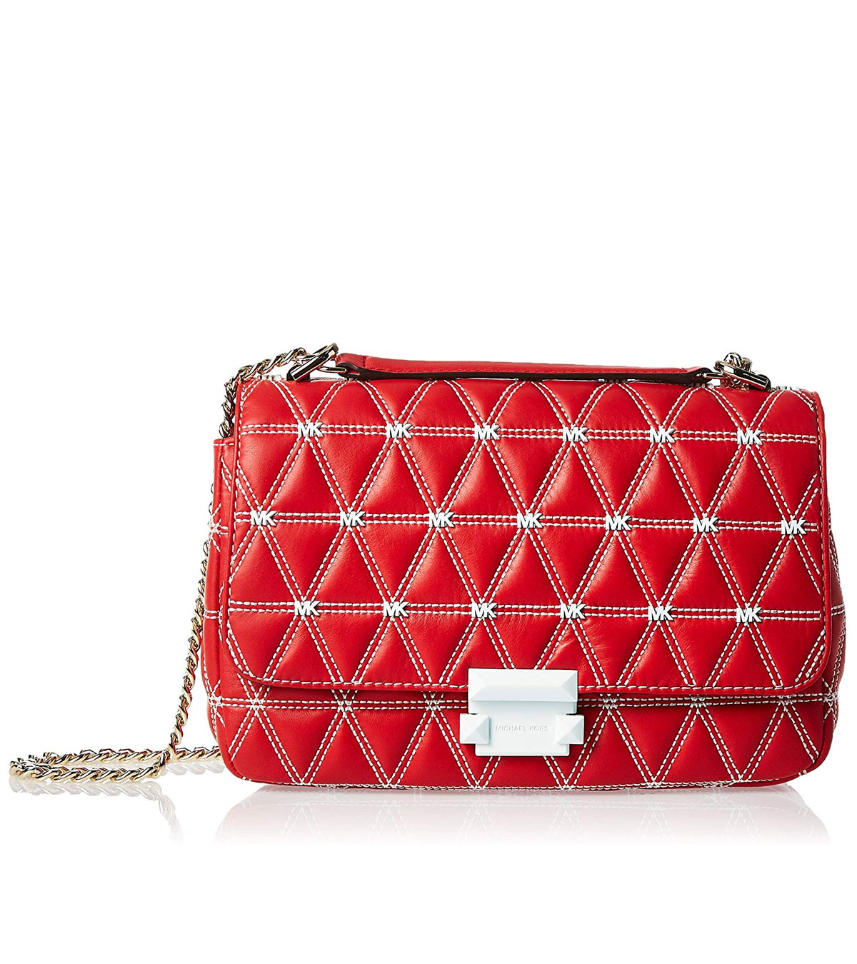 Michael Kors Quilted Leather Sloan