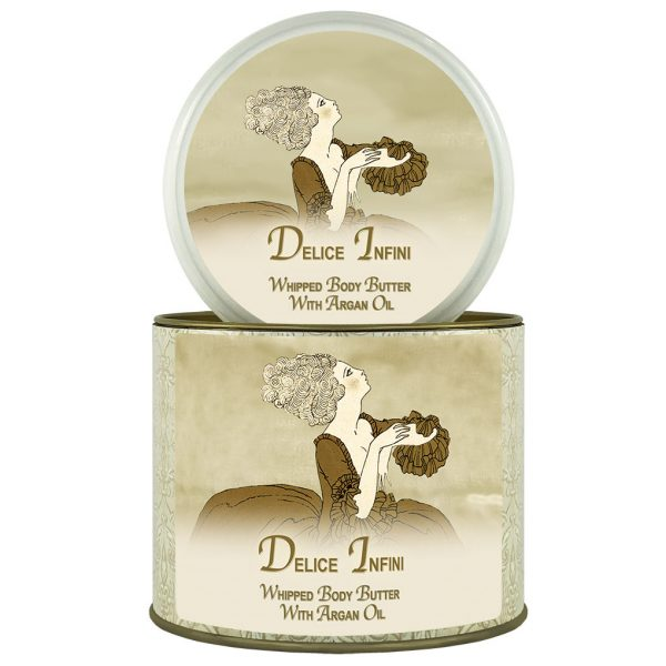 La Bouquetiere natural Body Butter Delice Infini
