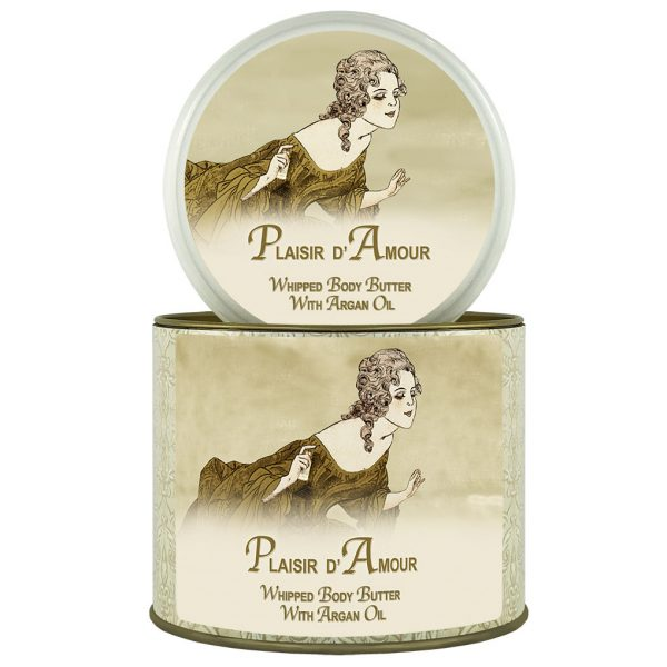 La Bouquetiere Body Butter Plaisir D' Amour