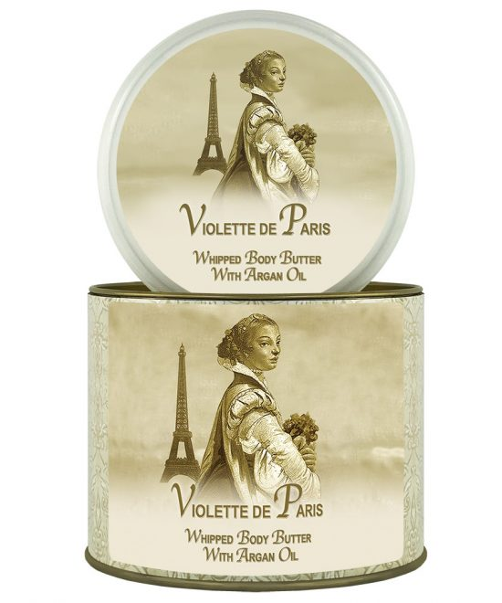 La Bouquetiere Body Butter Violette de Paris