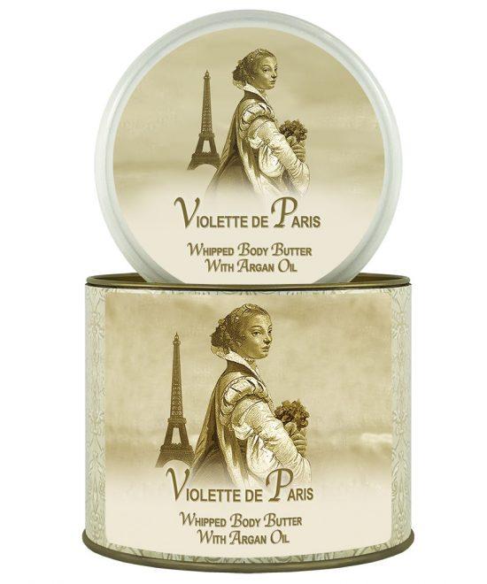 La Bouquetiere Body Butter Violette de Paris