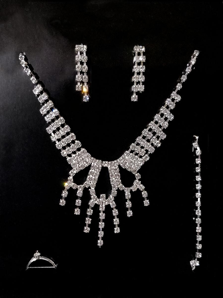 Shine Bright Sparkle Fashion Jewelry