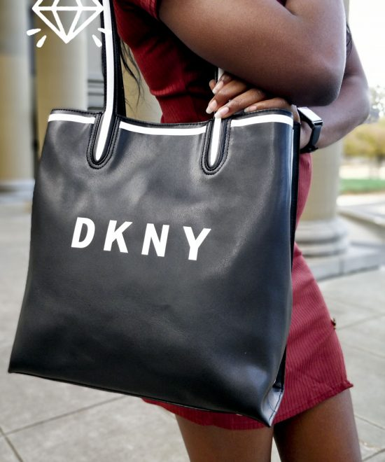dkny-jade-ns-print-black-leather-tote-ShopBrightSF