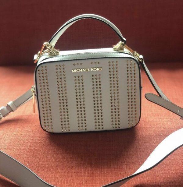 Michael-Kors-Ginny-Small-Gold-Stud-Handbag