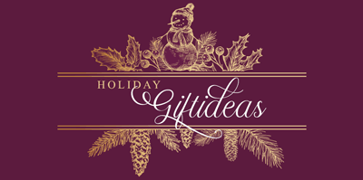 Holiday Gift Ideas. Find the best gifts for her